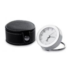 K5019 Дорожные часы в металлическом корпусе
