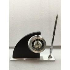K5016 Часы настольные металлические.